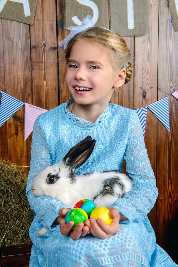 Wakacyjny Easter świętowanie zdjęcia royalty free
