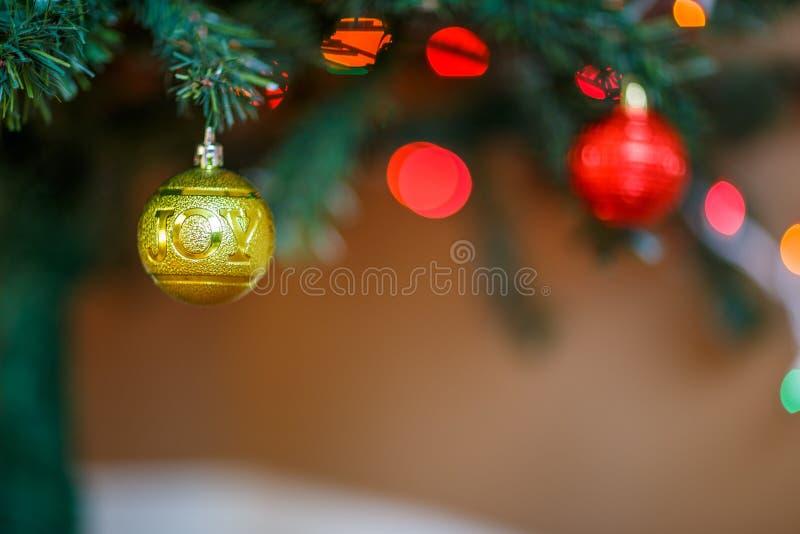 Wakacyjny kartki bożonarodzeniowa tło Mówi radość obrazy stock