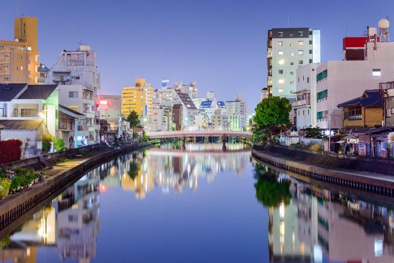 Wakayama, Japão fotografia de stock