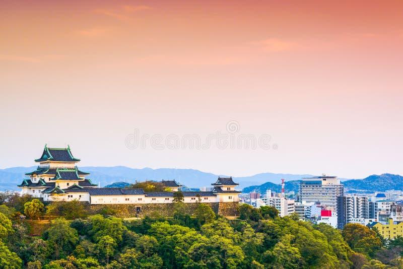 Wakayama Japan arkivfoto