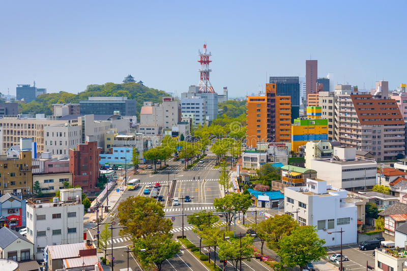 Wakayama, Japonia zdjęcie royalty free