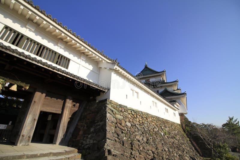 Wakayama-Schloss stockfotos