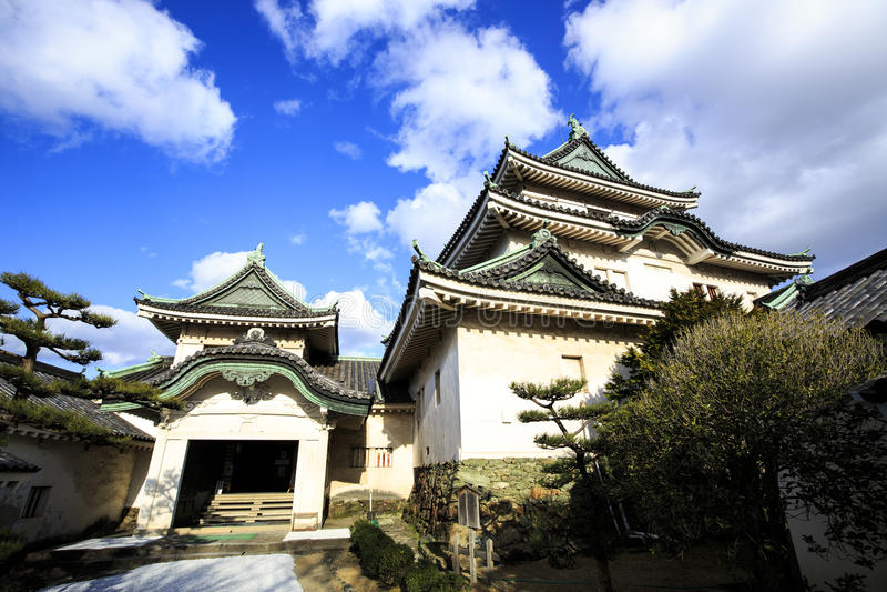 Wakayamakasteel stock fotografie