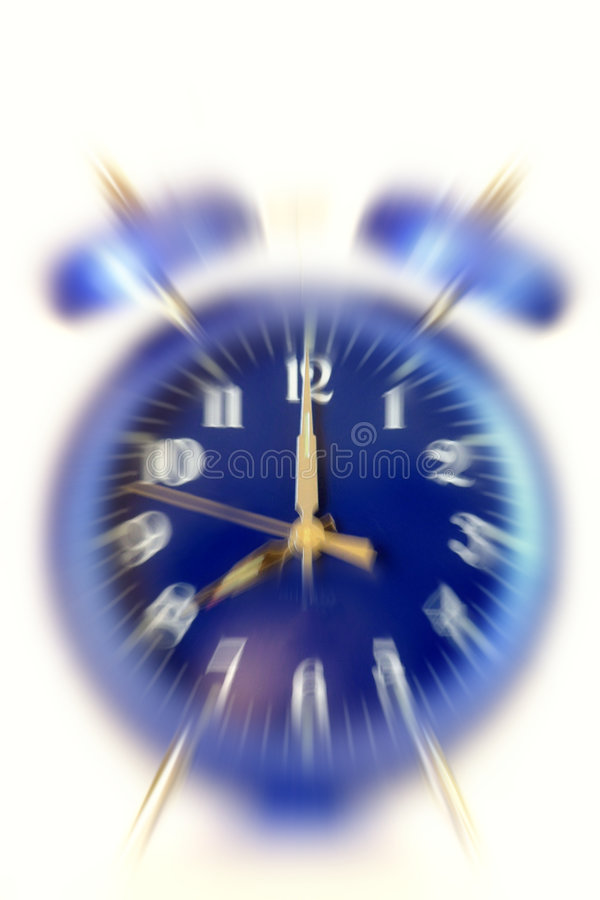 Download WAKE UP! stock image. Image of bright, long, numerals, blue - 378415
