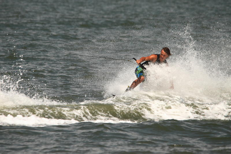 Download Wakeboarding Demonstration Editorial Stock Photo - Image: 26659488