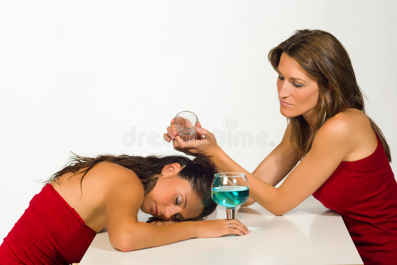 Download Waking her up stock image. Image of abstinent, choice - 20298481