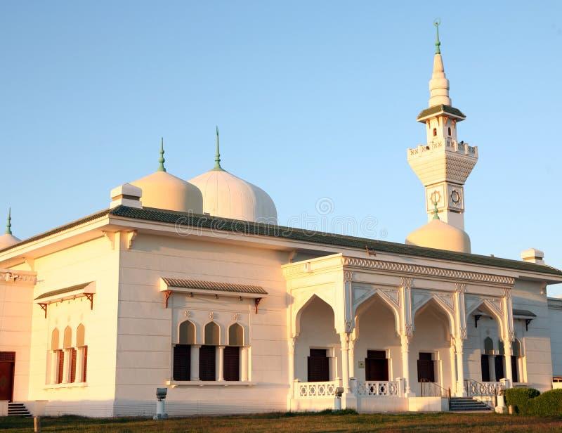 wakrah мечети стоковое фото rf