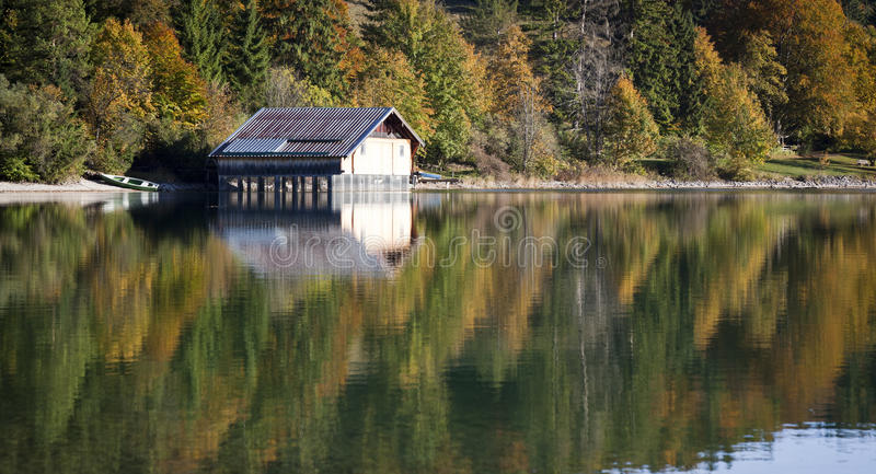 Walchensee photo stock