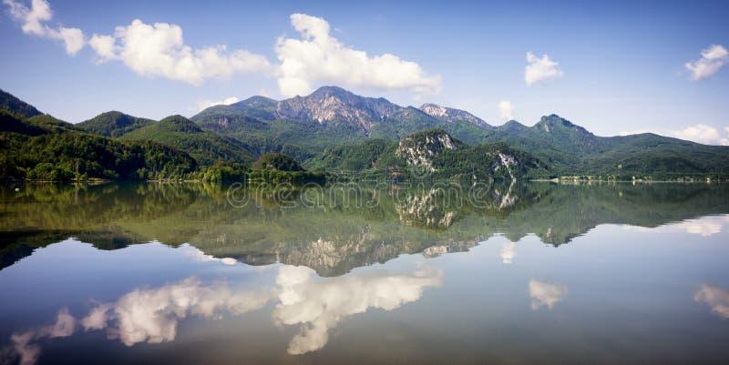 Walchensee стоковое изображение