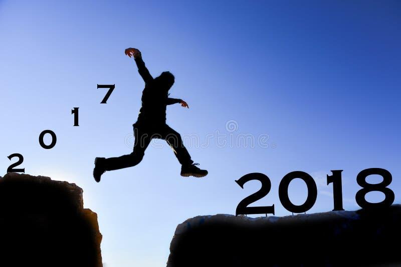 Walczy dla szczęsliwego, zdrowego i sporty roku, zdjęcia stock
