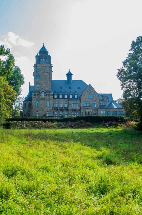 Download Waldthausen fermé photo stock. Image du landmarks, convention - 45356488