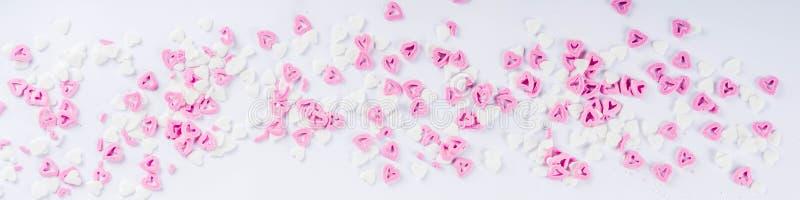 Walentynka cukierków tło fotografia royalty free