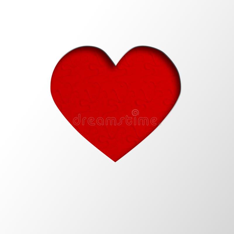 Download Walentynka dnia karta. ilustracji. Ilustracja złożonej z miłość - 28953098