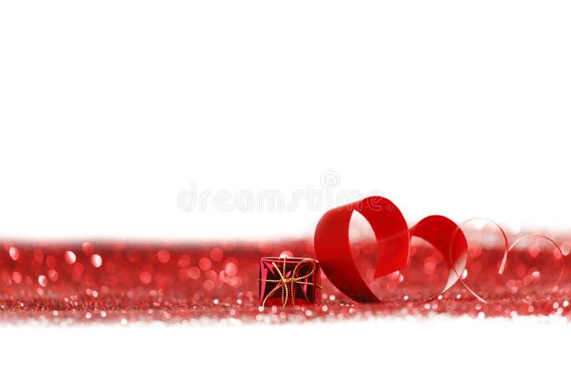 Walentynka dnia serce zdjęcie stock