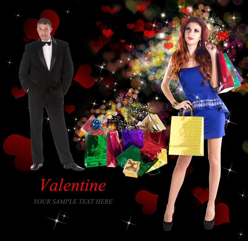 Walentynka dzień. obraz royalty free