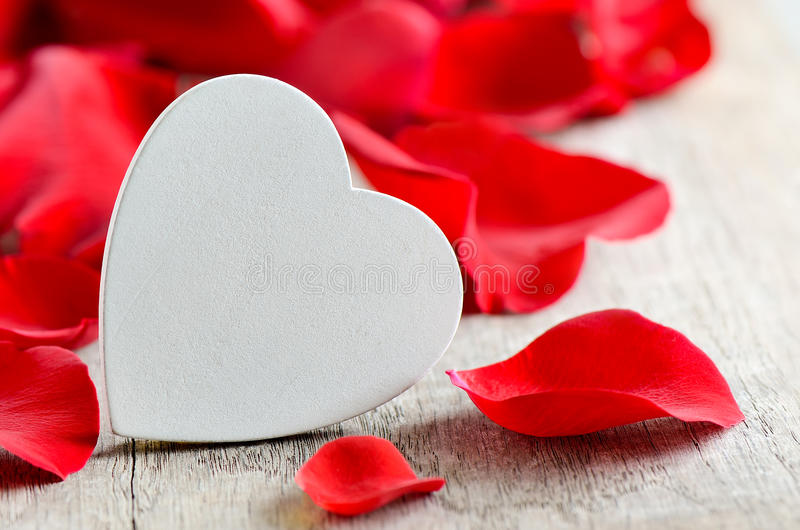 Walentynka dzień lub matka dnia pojęcie obrazy stock