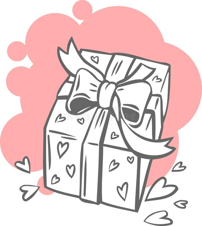 Walentynka dzień - wektoru set. ilustracja wektor