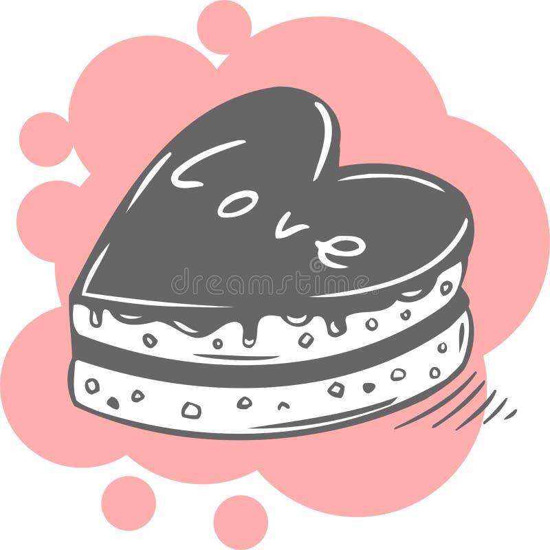 Walentynka dzień - wektoru set. ilustracji
