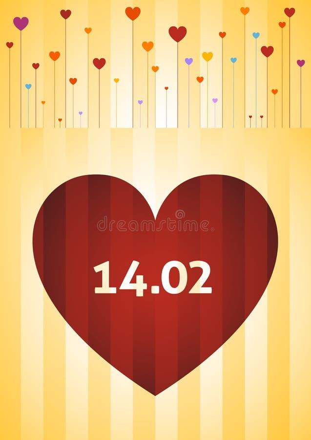 Download Walentynki ilustracja wektor. Obraz złożonej z czerwień - 29097903
