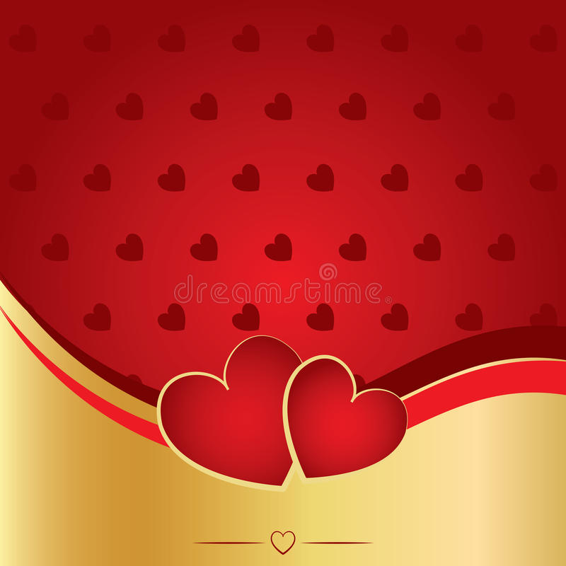 Walentynki tło zdjęcie stock