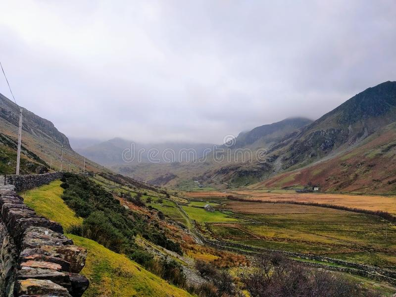 Wales stock images