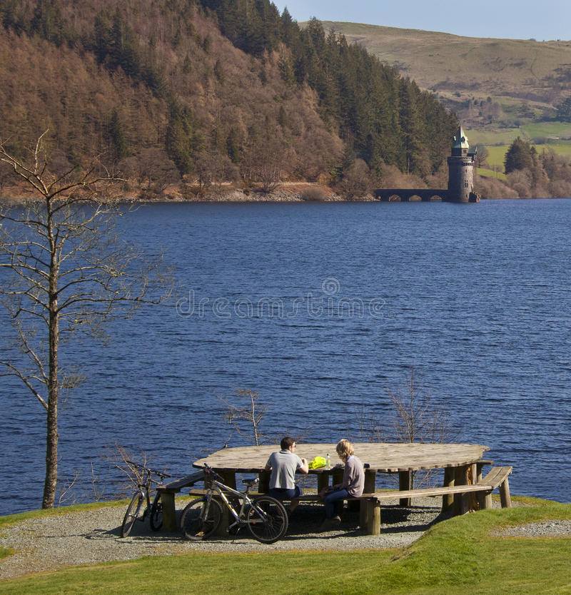 Wales - Lake Vyrnwy - Powys