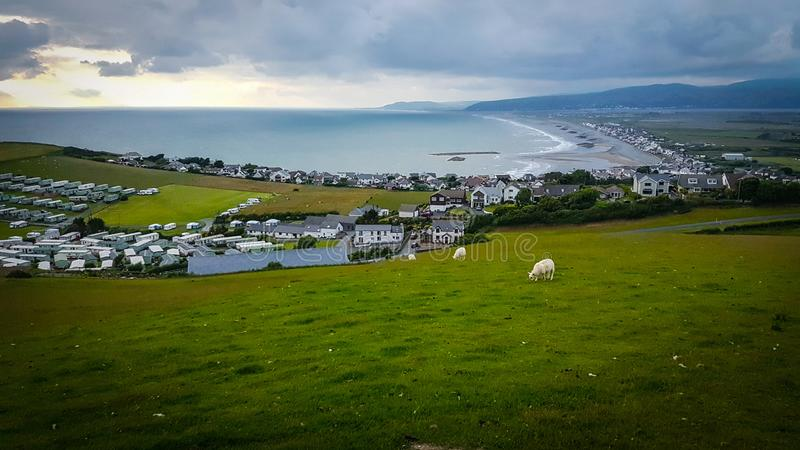 Wales royalty free stock photography