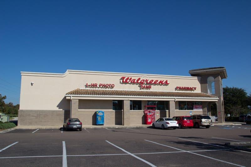 Walgreens zdjęcie royalty free