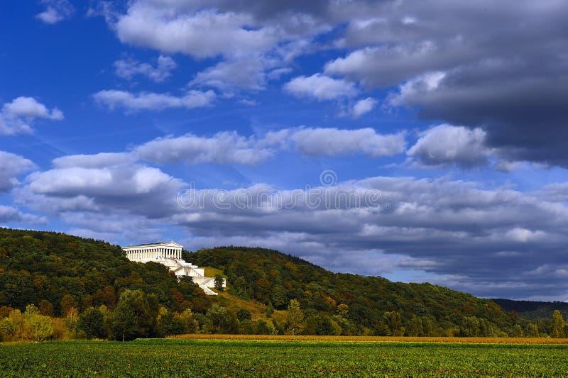 Walhalla (Germania) fotografia stock libera da diritti