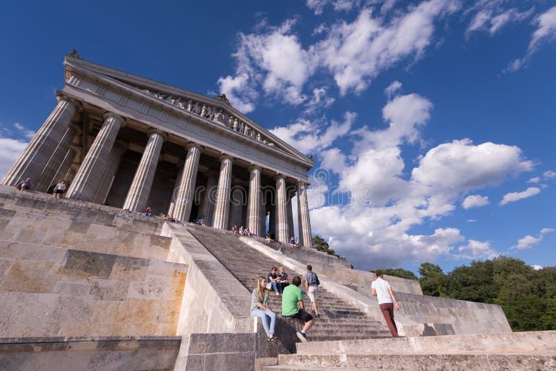 Walhalla Memorial / Temple - Germany Editorial Stock Photo ... |Inside Walhalla Memorial