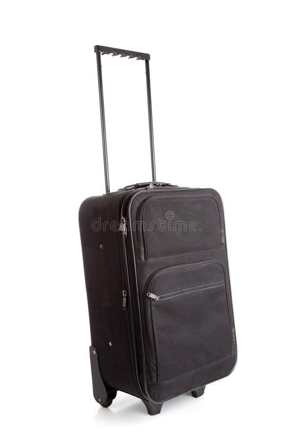 walizek czarny koła zdjęcie royalty free