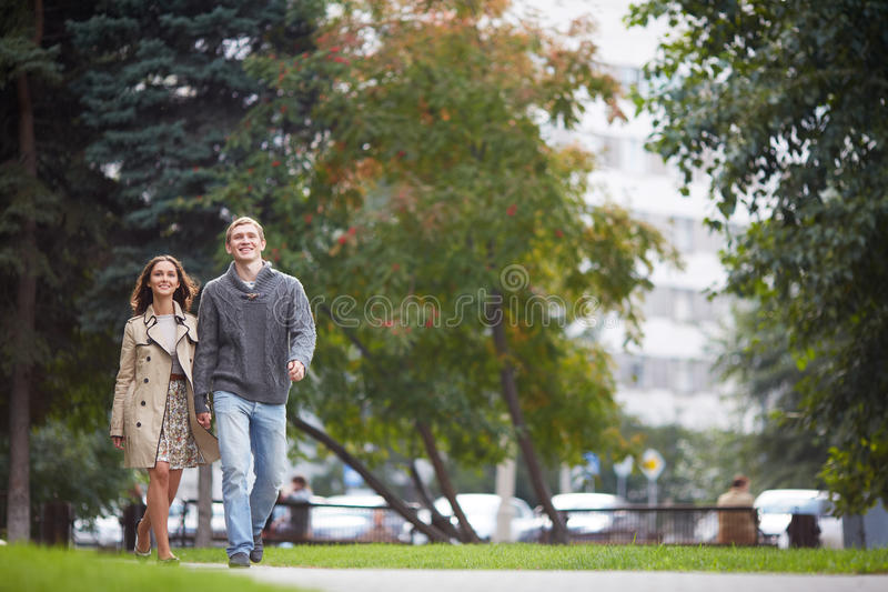 Download Walk In Park Stock Photos - Image: 34592413
