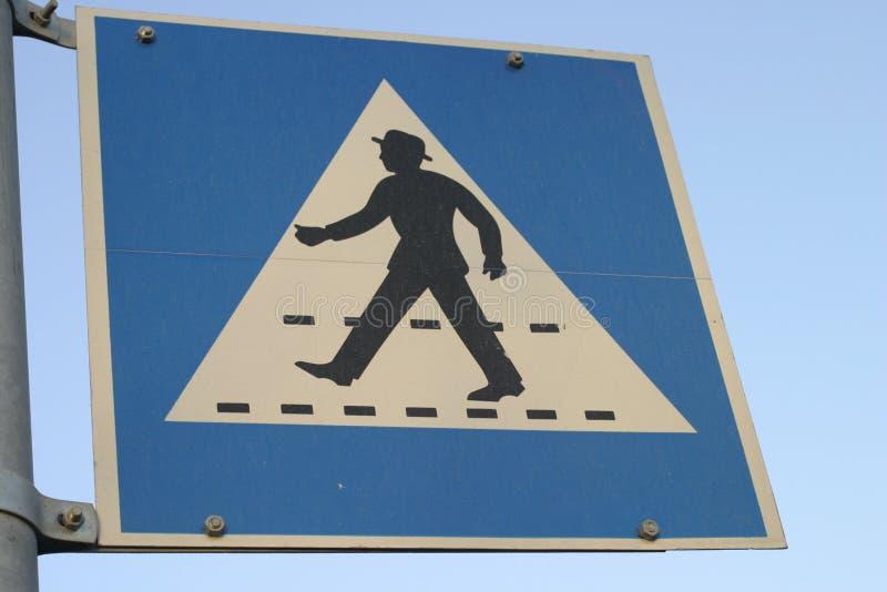 Walk this way! royalty free stock photography