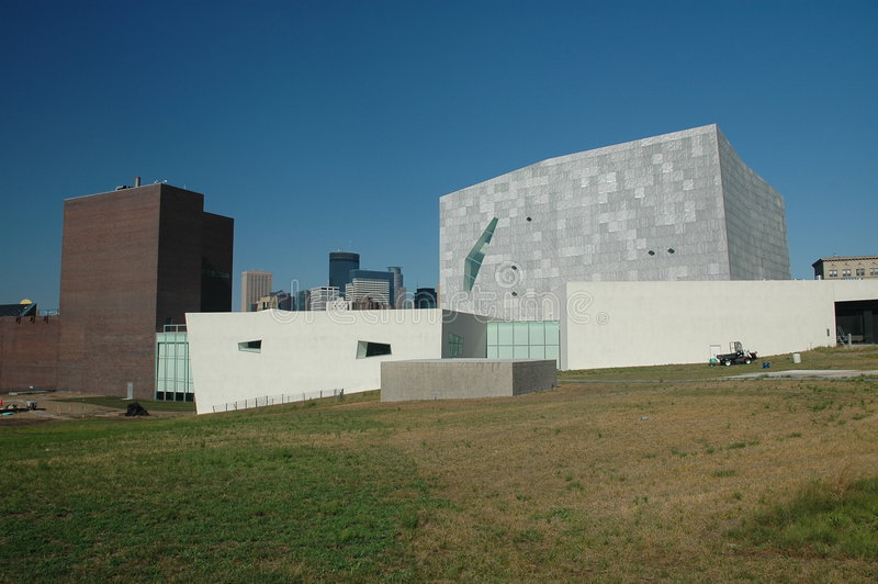 Walker Art Center royalty free stock photos