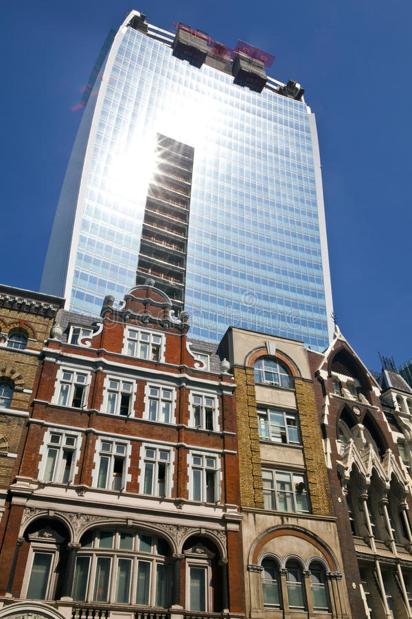 Download The Walkie Talkie Building In Fenchurch Street Editorial Image - Image: 33481750