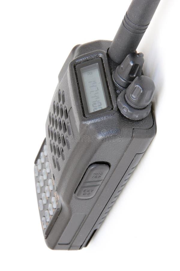 walkie - talkie radio zdjęcia stock