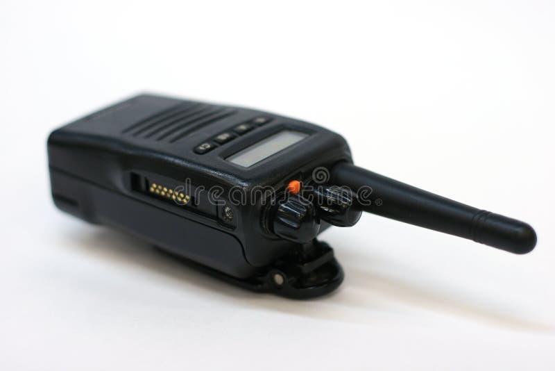 walkie - talkie radio obraz royalty free