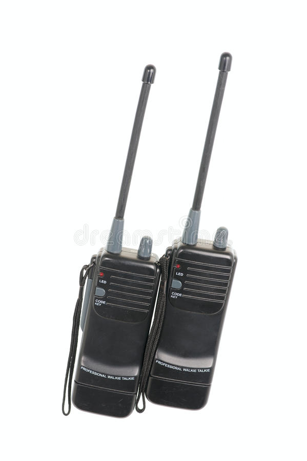 Free Walkie Talkies Royalty Free Stock Photos - 19623278
