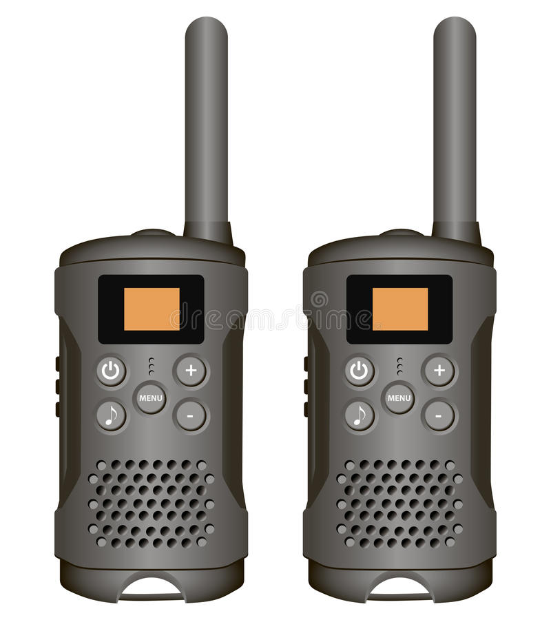 Free Walkie Talkies Royalty Free Stock Image - 35939786