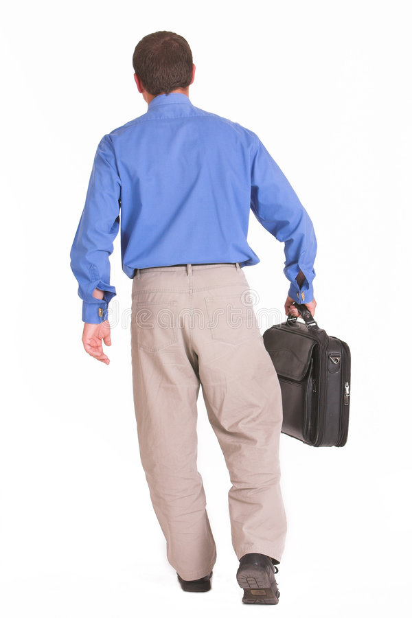 Download Walking away stock photo. Image of clothing, pause, professional - 948406
