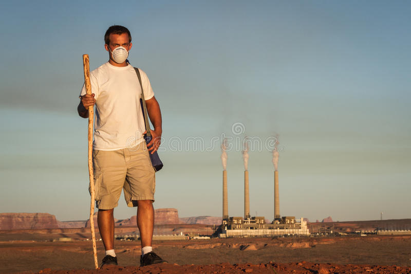 Download Walking Away From A Dirty Life Stock Image - Image of away, breathe: 47380641