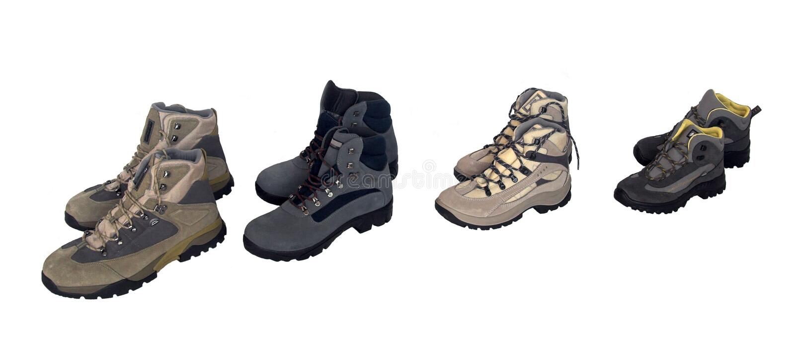 Download Walking boots stock photo. Image of feet, walking, offroad - 2269004
