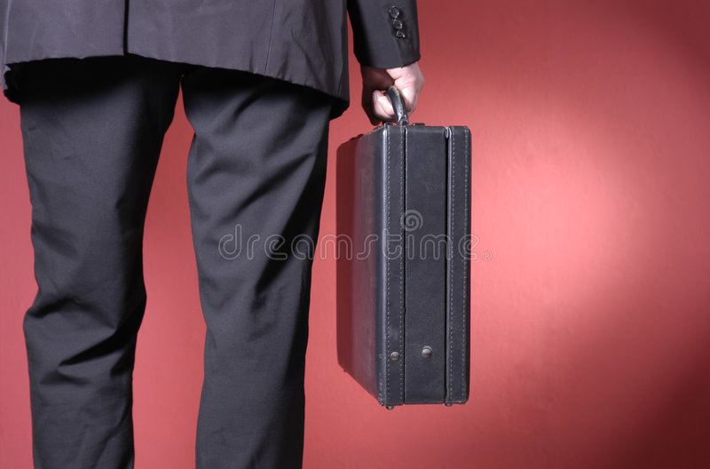 Download Walking businessman II stock photo. Image of trousers, hand - 177028