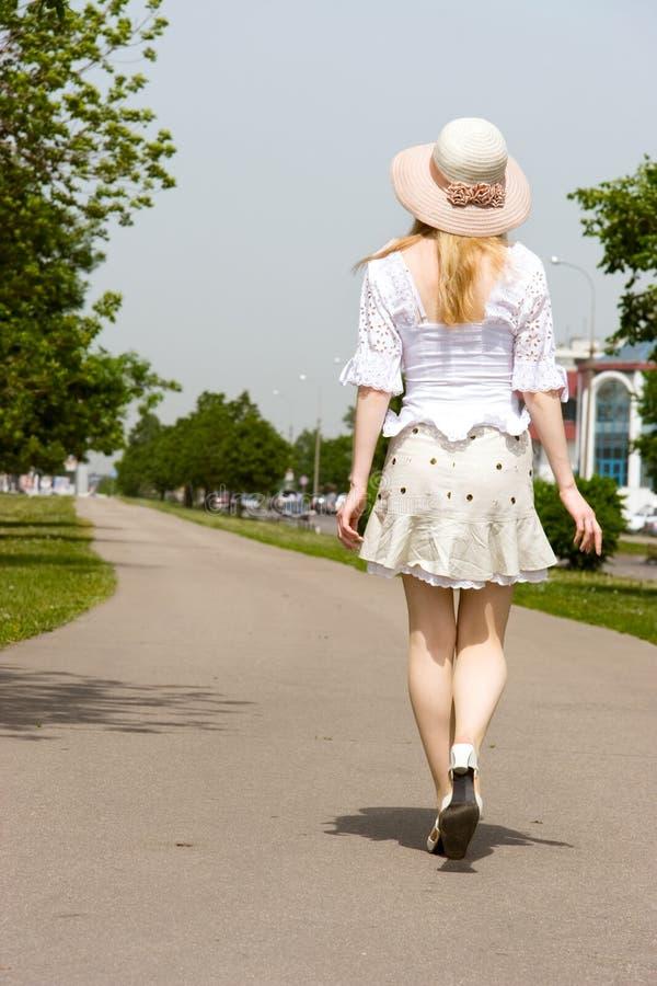 Free Walking Girl Stock Photos - 2578003