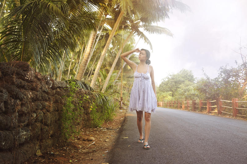 Download Walking In India Royalty Free Stock Photos - Image: 24723798