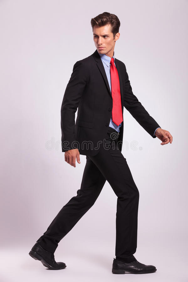 Download Walking and looking back stock photo. Image of happy - 29636074