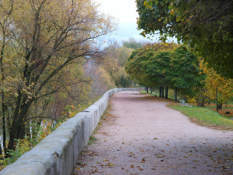 Download Walking paths stock photo. Image of leaf, park, leaves - 12862738