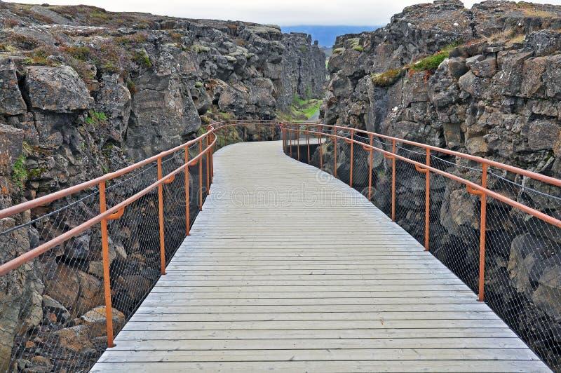 Download Walking through the rocks stock image. Image of travel - 31746395