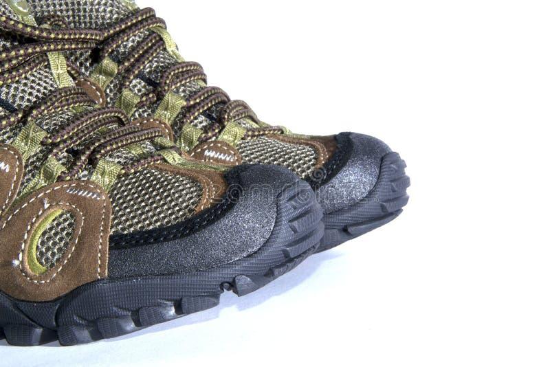 Walking shoes royalty free stock photos