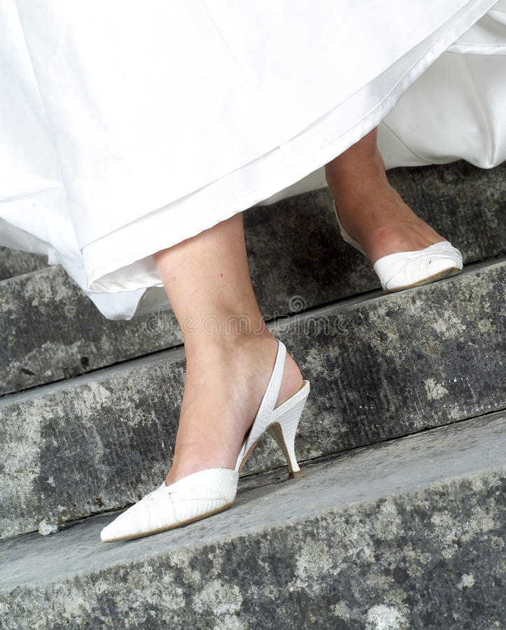 Download Walking the stairs stock image. Image of foot, steps - 26765513